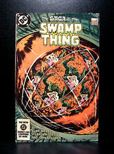 COMICS: DC: Saga of the Swamp Thing #29 (1980s) - RARE (batman/alan moore/flash)