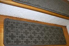 13  Step 9''x 27'' + Landing 17'' x 27'' Stair Treads 100% Heat Set Nylon Soft .