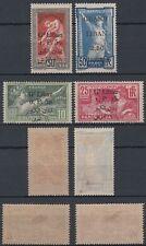 Liban Lebanon 1924 */mlh mi.53/56 Olympic Games Juegos Olímpicos [st1813]