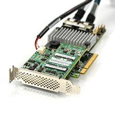 Cisco UCS-RAID-9266CV V01 MegaRAID SAS Controller w/ Battery and 2x SAS Cables