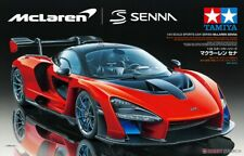 Tamiya 1/24 McLaren Senna Model Car Kit #24355 (Pre-order, available on 23 Jan)