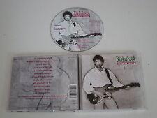 LUCA BARBAROSSA/LE COSE DA SALVARE(COLUMBIA COL 476959 2) CD ALBUM