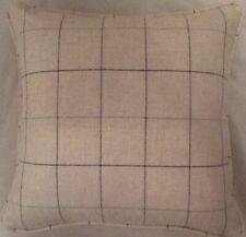 A 16 Inch Cushion cover in Laura Ashley Orton Seaspray Fabric
