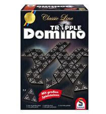 Tripple-domino. Classic Line Schmidt spiele GmbH #r#