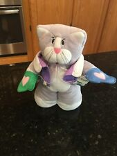 Midwest of Cannon Falls Eddie Walker Rare plush cat w mittens stuffed animal Nwt