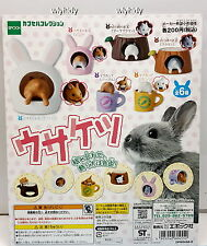 Miniature Rabbit I Ran Out Of A Scam Part I, 6pcs + Display Card - Epoch , h#2ok