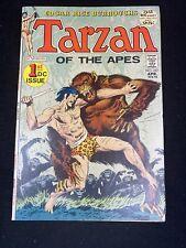Tarzan 207 Dc Comics 1972 Origin John Carter Of Mars | 7.0 FN/VF