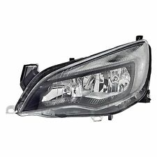 Headlight Opel Astra J '09-> Chrome Left | HELLA 1LG 010 011-331