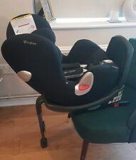 Cybex Sirona Platinum 360 Rear & Forward Facing Black Car Seat
