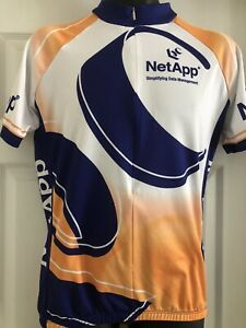 Scody Men's  Cycling Jersey  Netapp Size L