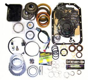4L80E Mega Monster Transmission Complete Rebuild Kit: 2004-UP