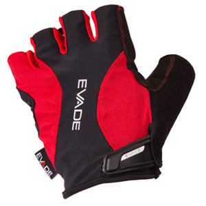 EVADE Gel-Flex Short Fingered Cycling Glove