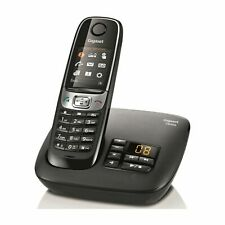 NEW Siemens Gigaset C620A Cordless Phone with Answer Machine Black