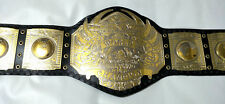 Tna world heavyweight championship belt replica