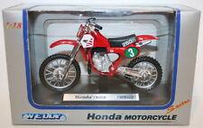 BMW R1100 R rot Welly Motorrad MODELL 1 18