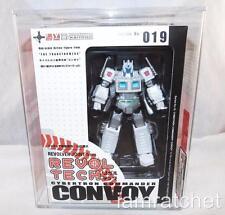 Transformers 2007 AFA 90 Revoltech Convoy Magnus Friend Shop Exclusive MISB