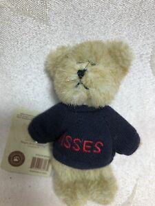 Boyds Bears Mini Message Bear - Kisses