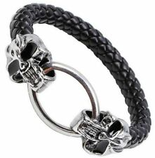 Alloy Wristband Bracelets for Men
