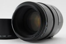 【C Normal】 MINOLTA AF 100mm f/2.8 Macro Lens for Sony A Mount From JAPAN R3073