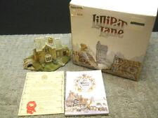 Lilliput Lane Helmere Cottage English Collection North 1989 Nib & Deeds #562