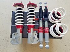TruHart StreetPlus Sport Coilovers Honda Civic 2006-2011 with Camber Plates
