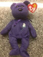 Princess Diana Beanie Bear, PE, Stamp on inside of Tush Tag #472