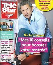 TELE STAR N°2085 17/09/2016 CYMES/ BOUQUET/ GERRA/ L.FERRARI/ EFIRA. LECARON