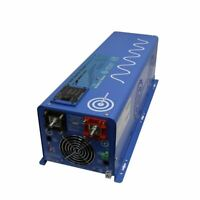 AIMS 4000 Watt Pure Sine Inverter Charger 24Vdc to 120Vac Output