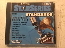 SOUND CHOICE KARAOKE CDG Hits From Frank Sinatra Volume 1     2161