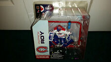 Patrick Roy NHL 5 Mcfarlane Toys White Jersey Montreal Canadiens MISP