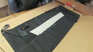 NEW 1970 1971 DODGE CHALLENGER PLYMOUTH BARRACUDA CONVERTIBLE TOP REAR CURTAIN