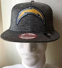 Los Angeles Chargers Shadow Tech 9Fifty Snapback Cap