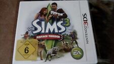 Die Sims 3: Einfach tierisch (Nintendo 3DS)