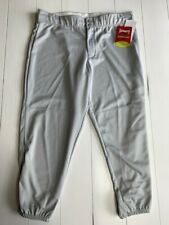Intensity Women's Athletic Fit Low-Rise Double Knit Softball Pant N5300 Gray