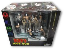 McFarlane KISS Love Gun Super Stage Series Deluxe Boxed Edition New In Box 2004
