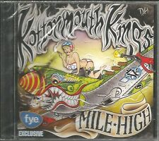 KOTTONMOUTH KINGS Sunpower / We stay High UNRLEASED TRX LIMITED CD single SEALED