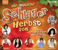 Der deutsche Schlager Herbst 2015 (3 CDs)