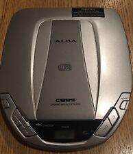 Alba PCD260 Personal CD Player