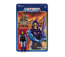 Reaction Figures Masters Of The Universe Battle Armour Skeletor Wave 3 PREORDER