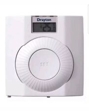Drayton RF601 RF Wireless Room Thermostat with Digital Display STAT ONLY