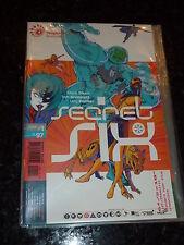 SECRET SIX - No 1 - Date 12/1997 - Tangent Comic