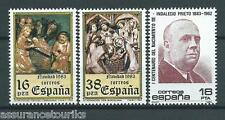 ESPAGNE - 1983 YT 2349 à 2351 - TIMBRES SELLOS NEUFS** LUXE