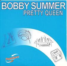 BOBBY SUMMER - pretty queen CDS!! eurodance 2001 RARE!!