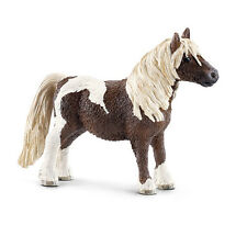 SHETLAND PONY GELDING HORSE FARM LIFE by SCHLEICH HORSES AND WILD ANIMALS 13751