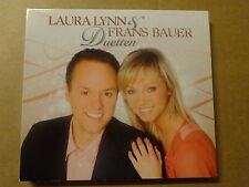 CD / LAURA LYNN & FRANS BAUER - DUETTEN