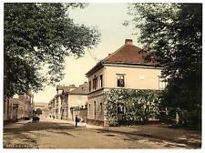 Casa De Liszt Weimar Turingia A4 Foto Impresión