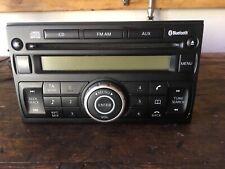 Nissan Qashqai Autoradio OE Bluetooth