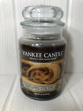 Yankee Candle Crisp Apple Strudel 22 Oz Jar Candle