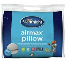 Silentnight Airmax Firm Support Pillow Aerated Wall Panels Give Greater Air NEW
