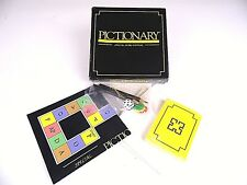 Vintage Pictionary Game Special Sears Edition Pocket Travel Size 1992  New-Other